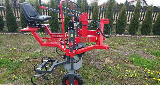 Maszyny do pielęgnowania plantacji